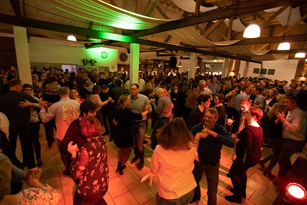Huby-Revival Party feiern in Raesfeld